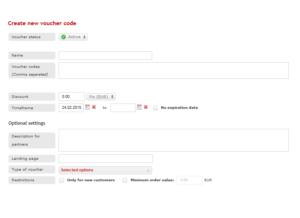 Voucher Tool Ingenious Technologies Product Update