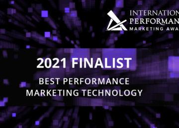 Ingenious Technologies Finalist International Performance Marketing Awards 2021